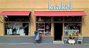 Krakel butiken